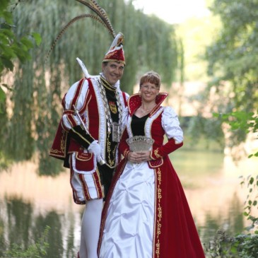 Wimar I und Ute I – 99er Prinzenpaar für Düren