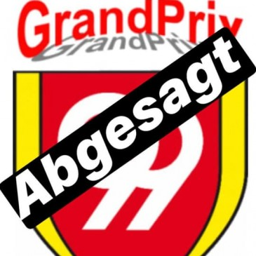13. GrandPrix99 abgesagt